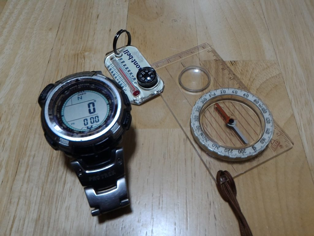 protrek-and-silva-and-therm-o-compass
